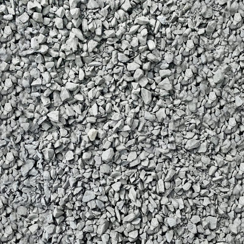 This picture displays our gray crusher run stone!