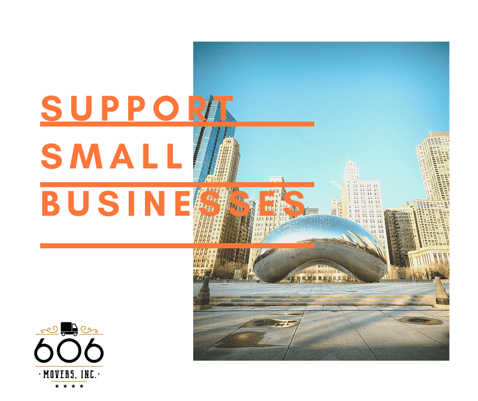 Support Small Businesses 606 Movers, Inc.