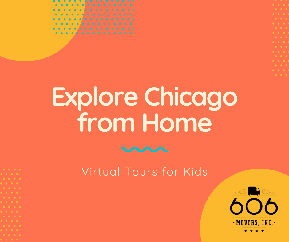 Explore Chicago from Home Virtual Tours for Kids