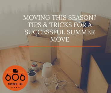 Moving this season? Tips & tricks for a successful summer move