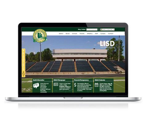 Longview ISD Website