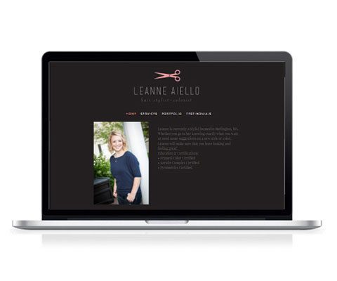 Styles by Leanne Website